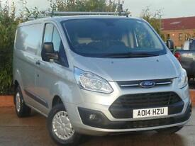 2014 Ford Transit Custom L1 H1 Trend With Additional Window 3 door Panel Van