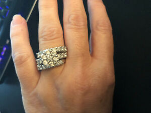 5-6 Ct Show Stopping Wedding/Engagement/Anniversary Ring