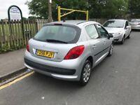 Peugeot 207 10 months mot, excellent car