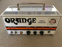 Orange Tiny Terror 15w Valve Guitar Amplifier with Padded Cover