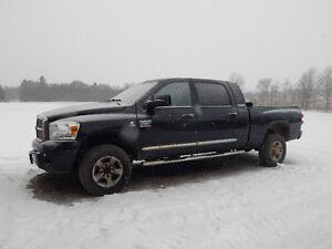 2007 Dodge MegaCab 2500 Diesel Truck