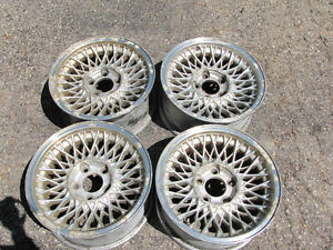 Ford Honeycomb Rims