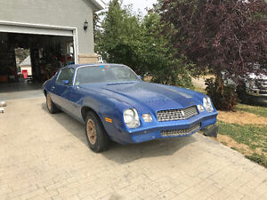 1981 Chevrolet Camaro Berlinetta Coupe (2 door)