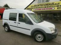 e9425b8da0 FORD TRANSIT CONNECT T230 HR CREW VAN AIRCON 5 SEATS