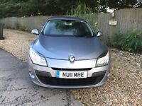 Renault megane family car