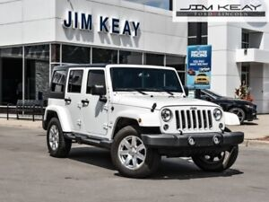 2016 Jeep Wrangler Unlimited Sahara  -  A/C - $134.90 /Week