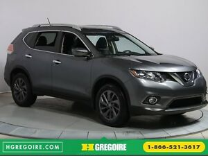 2016 Nissan Rogue SL AWD CUIR TOIT NAVIGATION MAGS BLUETOOTH