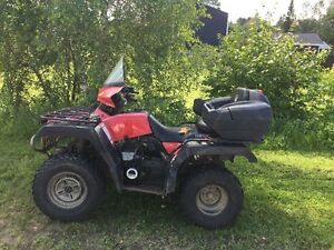 Yamaha Grizzly 1998