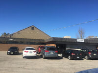 Prime Office & Industrial space for lease!
