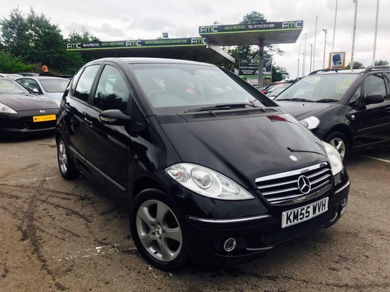 2005 mercedes benz a150 1 5 avantgarde se low miles for Mercedes benz swansea