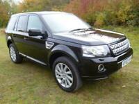 2013 Land Rover Freelander 2 2.2 TD4 XS 4X4 5dr SUV Diesel Manual