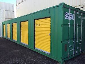 Storage Containers Available for Sale and Rentals