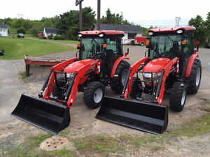 McCormick 47hp Cab Tractor & Loader - BACK IN STOCK!