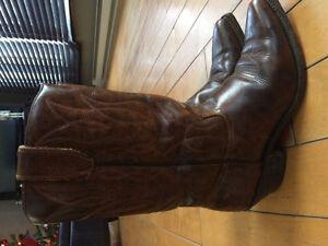 Botte de cowboy Saguenay Saguenay-Lac-Saint-Jean image 1