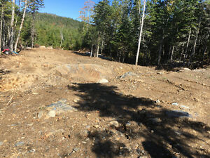Dreaming To Build? Roughly 1/2 Acre Musq. Harbour Land