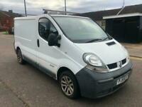 SPARES & REPAIRS NO MOT Renault Trafic 1.9TD STARTS & DRIVES NEEDS TYRES