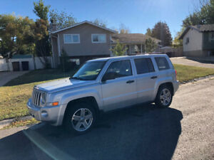 2007 Jeep Patriot $4500 OBO!! Want gone ASAP