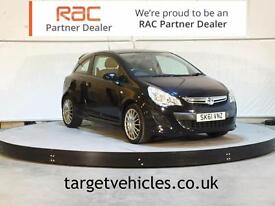 2011 VAUXHALL CORSA 1.2i 16v EXCLUSIVE ~1 OWNER~ONLY 26286 MILES~FSH~