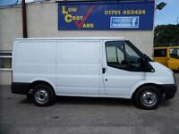 Ford Transit 280 SWB Low Roof Factory Bluetooth