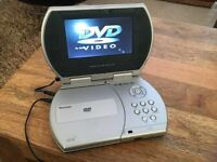 Venturer Portable DVD player with accessories