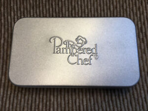 Pampered Chef mini cookie cutters