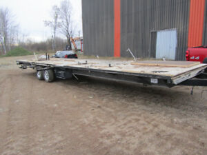 33 ft  trailer  from  2015  jayco w tanks and duck work