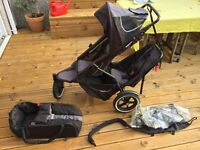 Phil&teds Sport double buggy