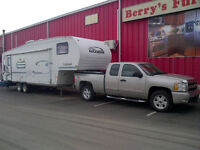 2003 Rockwood by Forest River Fifth Wheel - OPEN TO TRADES