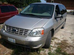 2004 Ford Freestar Base Minivan, Van
