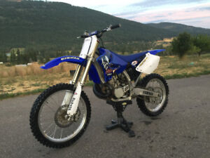 2005 Yamaha YZ250 Lots of extras, Must See!
