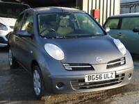 Nissan Micra 1.2 16v ( Luxury Pk ) Spirita. LOVELY CAR.DRIVES GREAT. S/HISTORY