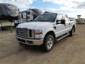 2010 Ford F350 Super Duty V10 4x4