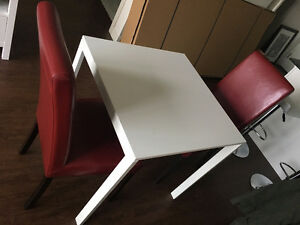 ikea dinning table dining chair set for sale