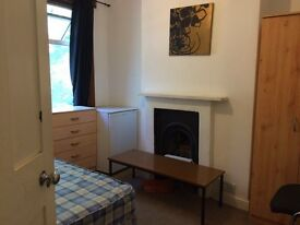 Large Double Room would be available from 1st November in 2Bedroom shared House(E15 4DW,Stratford)