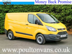 2014 (14) Ford Transit Custom 2.2TDCi ( 125PS ) 2013.5MY 310 L2H1, TAILGATE