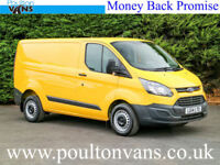2014 (14) Ford Transit Custom 2.2TDCi ( 125PS ) 2013.5MY 310 L2H1, TAILGATE