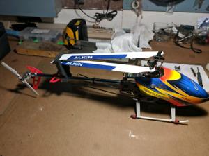 CopterX 450 pro FBL 3D