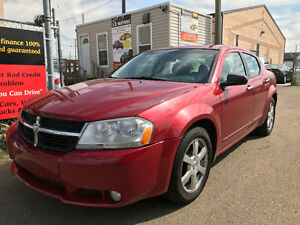 2008 DODGE AVENGER HAS 172522 KMS ALLOY WHEELS TOUCH SCREEN