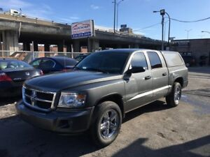 Dodge Dakota 4WD Crew Cab SLT 2008