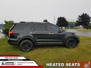 2013 Ford Explorer XLT  LOW KM'S 7 PASSANGER