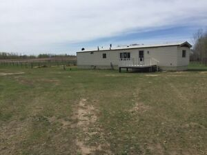 3 acres with 1979 mobile home