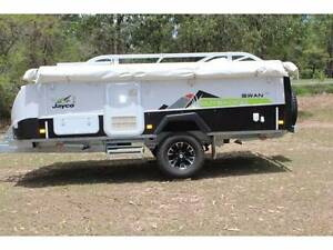 2013 Jayco Swan Outback Camper Trailer Loads of Extras Upper Coomera Gold Coast North Preview