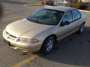 1998 Dodge Stratus VERY LOW Klms 153,777