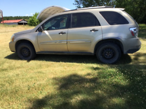 2007 chevy equinox all wheel drive