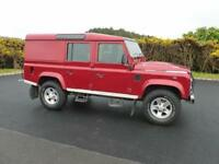 Land Rover Defender 110 Td County Utility Wagon Light 4X4 Utility 2.2 Manual Die