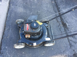 GAS LAWNMOWERS FOR SALE