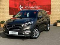 2017 Hyundai Tucson 2.0 CRDi SE Nav 5dr Auto Estate Estate Diesel Automatic