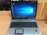 Fast 4GB HP HD laptop 160GB, window10, ready to use, excellent condition