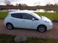 2014 / 64 Nissan Leaf E ( 80kw ) Auto 2013MY Acenta