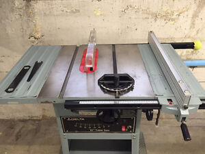 "DELTA 10"" TABLE SAW Model 34-670"